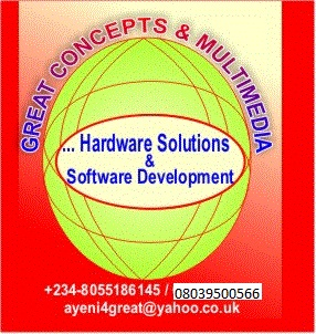 ICT services and Repairs in Lagos Nigeria