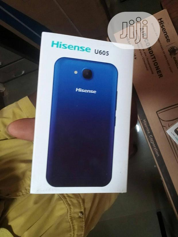 New Hisense Hs-U602 8 GB Blue For Sale
